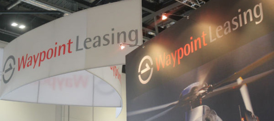 Waypoint Leasing hits 100 helicopter milestone