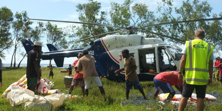 Airbus Helicopters Foundation Provides Aid In Vanuatu