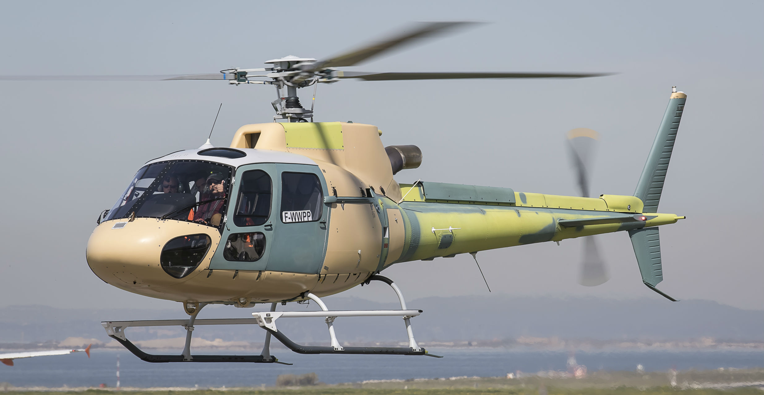 Elicottero H 125 : Heritage aviation acquires two h helicopters