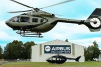 Waypoint delivers one H145 to Andes Air